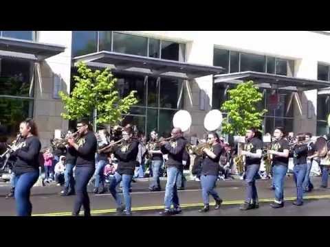 Daffodil Parade, 2015, Tacoma, Washington