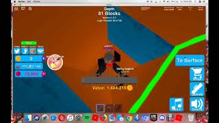REBIRTHING FAST FOR BEGINNERS AND ADVANCED PLAYERS - Mining Simulator - Roblox