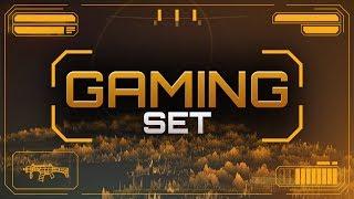 Gaming Set | Filmora Effects Store