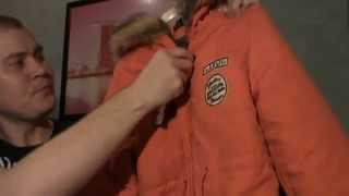 Обзор куртки Парка из Китая (ссылки на товар см. под видео)