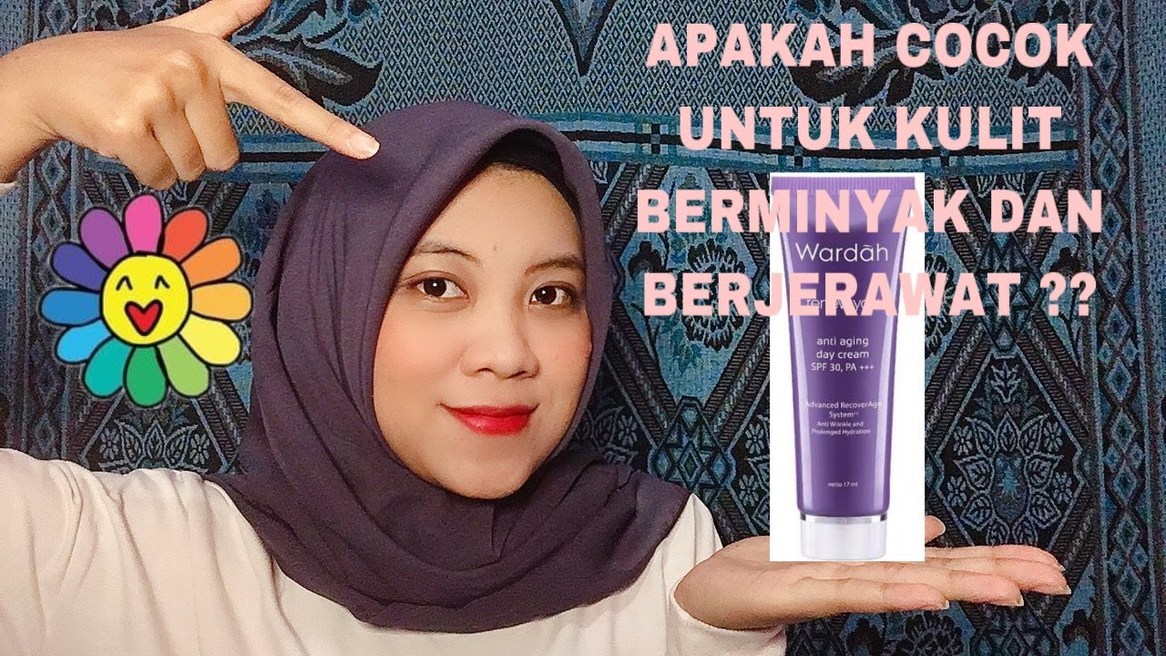 REVIEW WARDAH RENEW YOU ANTI AGING DAY CREAM UNTUK KULIT ...