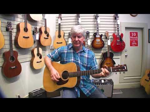 Collings D2H  Dreadnought Acoustic Guitar, Portland Music Company