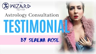 Astrology Consultation Testimonial - by Serena Rose - BOOK YOUR CONSULTATION TODAY!