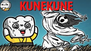 Kunekune - Japanese SCARIEST Urban Legends Animated