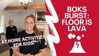 BOKS Burst: Floor Is Lava
