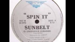 Sunbelt - Spin It 1981