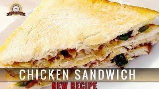 CHICKEN MAYO SANDWICH  BY STUNNING FOOD RECIPES