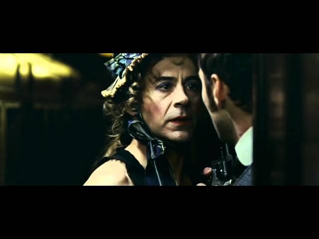 Шерлок Холмс: Игра теней — Трейлер (дубляж)