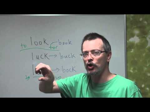 Easy English Expression 37 - Pronunciation of look, luck, lock - Cách phát âm của look, luck, lock