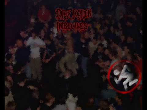 D.R.I. Dead Meat Live 96