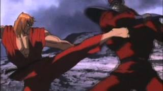 Street Fighter 2 movie animation Combat final VOSTFR