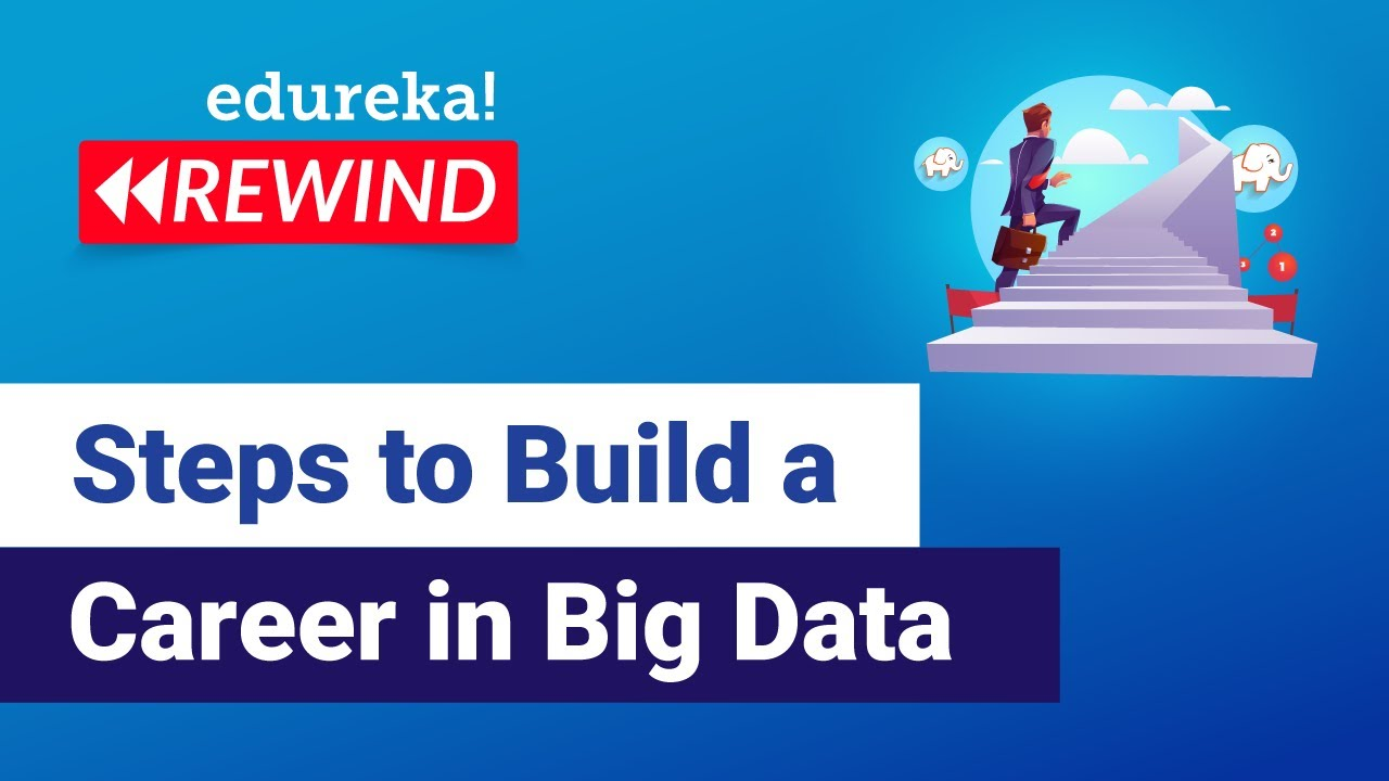 Steps to Build a Career in Big Data | Big Data Training