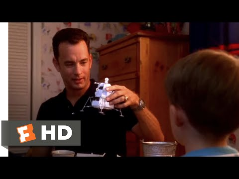 Apollo 13 (1995) - Did You Know the Astronauts in the Fire? Scene (1/11) | Movieclips