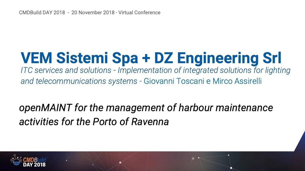 Port of Ravenna (Italy) — Tecnoteca Srl