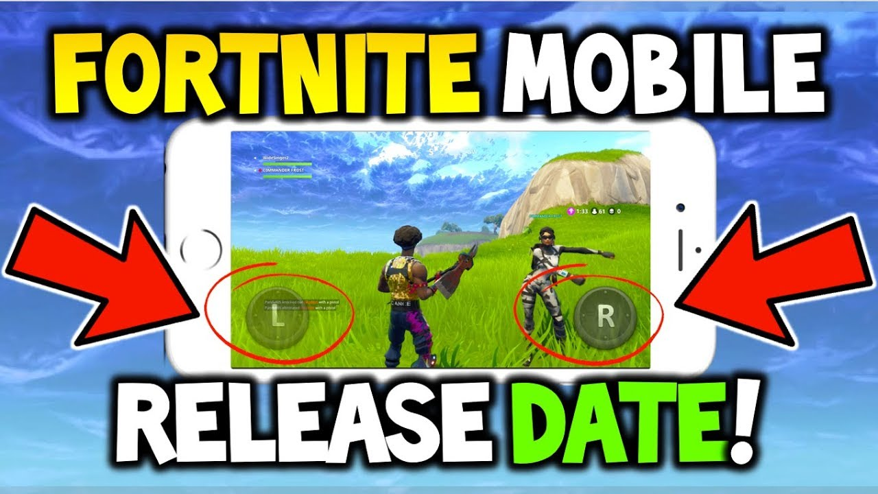 Fortnite Mobile Release Date How To Download Xbox One