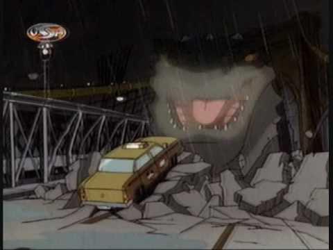 Godzilla the Series - Monster