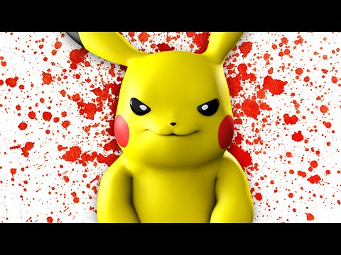 Pikachu Will Kill You!