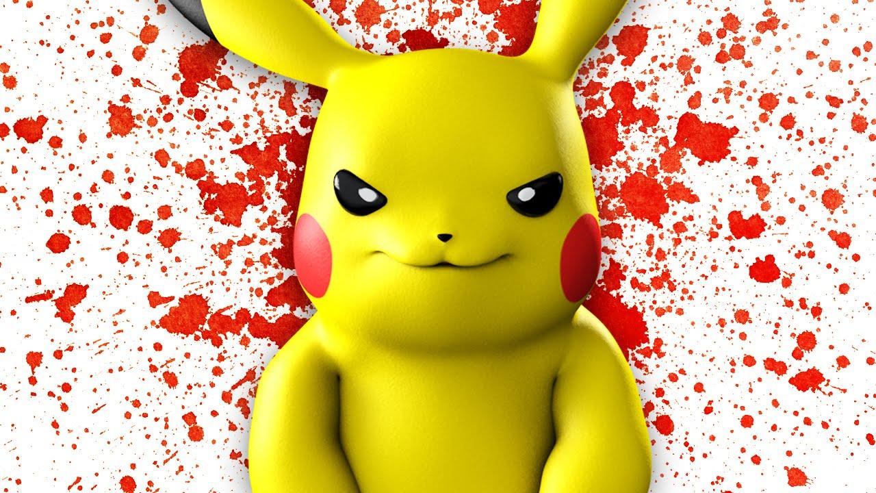 Pikachu will kill you youtube - Images de pikachu ...