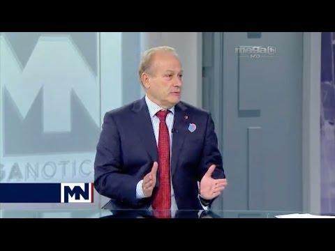 MEGATV - Entrevista con Roque De La Fuente para el Senado por Florida