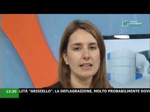 InfoStudio il telegiornale della Calabria notizie e approfondimenti -  04 Luglio 2021 ore 13.30
