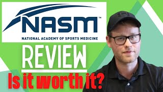 NASM CPT Certification Review | Is It Worth it? (2021)