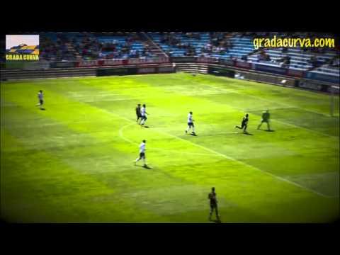 Vicente Gómez UD Las Palmas (Golazos al Zaragoza)