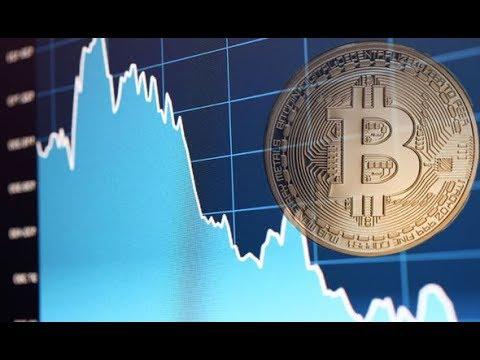 Bitcoin Price Slump / Nasdaq Plans Crypto Exchange.