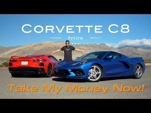2020 Chevrolet Corvette C8 REVIEW - THE BEST BANG FOR YOUR BUCK