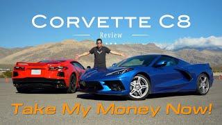 2020 Chevrolet Corvette C8 REνIEW - TΗE BËST BĄNG FΟR YΟUR BUCK