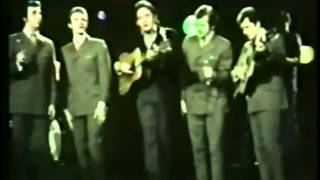 Johnny Cash & The Statler Brothers (Billy Christian)