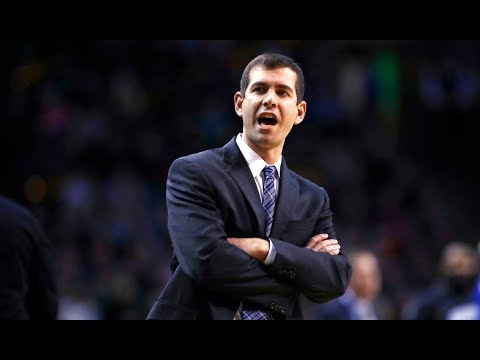 Boston Celtics coach Brad Stevens: