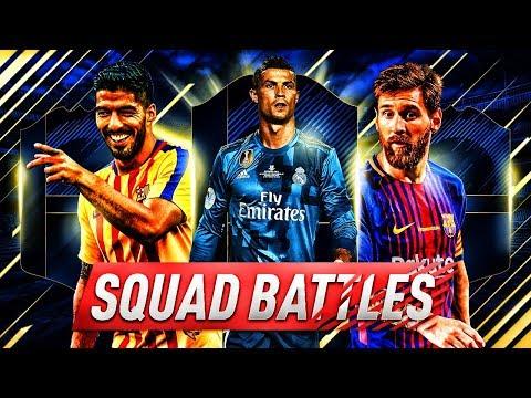 NAGRODY ZA SQUAD BATTLES! - FIFA 18 🎁