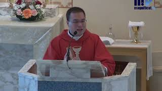 Daily Mass. Memorial of Saint Josaphat, Bishop and Martyr (11.12.2018) thumbnail