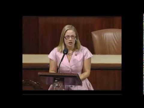 Rep. Kyrsten Sinema Speaks on House Floor on Ending Shutdown