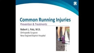 Common Running Injuries: Prevention & Treatment