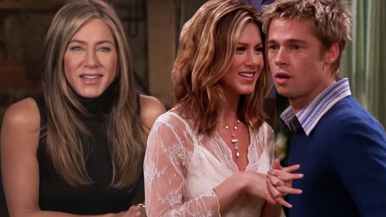 Download Friends Reunion: Jennifer Aniston REACTS to Brad Pitt's Cameo