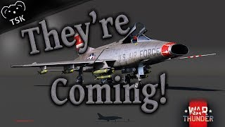 Rank VI Supersonic Jets - What Will They Be Like? - (War Thunder Update 1.85)