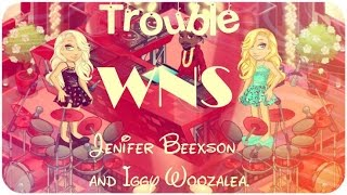 Trouble - Iggy Azalea ft. Jennifer Hudson (WNS VIDEO CONTEST) 2k15