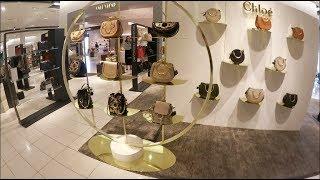 Luxury Shopping Vlog at CHLOE (p1) Chloe Drew, Chloe Faye, Chloe Pixie Nile Bags & Backpacks!