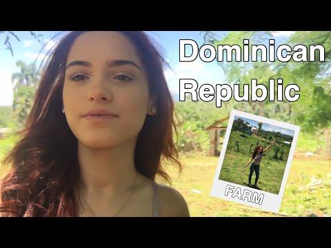 DOMINICAN REPUBLIC SUMMER 2017 VLOG