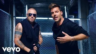 Repeat youtube video Wisin - Que Se Sienta El Deseo (Official Video) ft. Ricky Martin