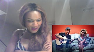 Jeremy Passion & Tori Kelly  Brokenhearted (Brandy feat Wanya Morris) Reaction