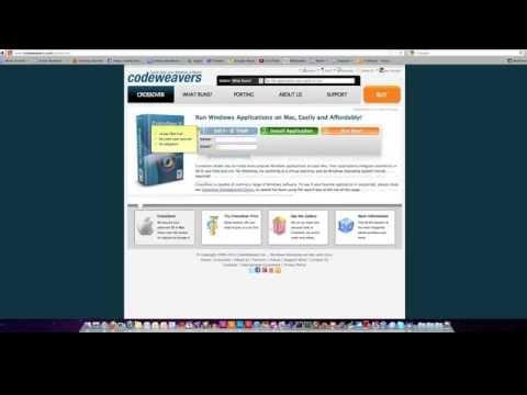 MacTrast Deals: CrossOver 13 – Run Windows Software On Your Mac