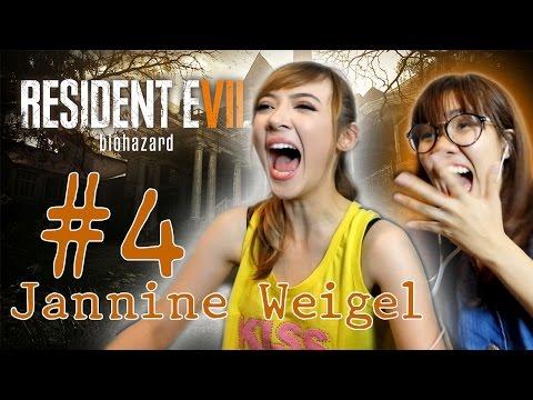 Resident Evil 7 - Jannine Weigel (พลอยชมพู) Part 4-1 [Speaking Thai]