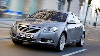 Opel Insignia I 2008 хэтчбек