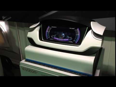 Premium LightScape Digital Instrument Cluster