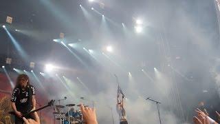 Kreator Live @ Tuska Open Air Metal Festival 29.6.2013 [Full Concert]