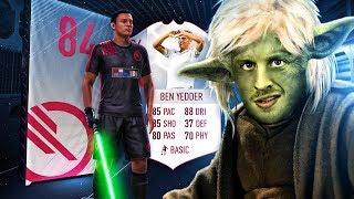 OMG STRIKER TOTGS BEN YEDDER! THE BEST OP LA LIGA STRIKER?! FIFA 18 ULTIMATE TEAM