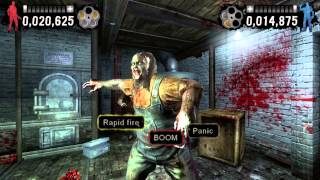 Typing of the Dead: OverKill: Co-op With Clariepose