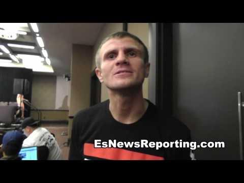 Anton Novikov I Am Taking Jesse Vargas Title EsNews